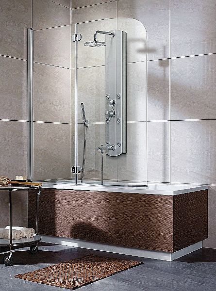 Душевые ограждения на ванну